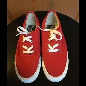 Pro Keds Red Sneakers